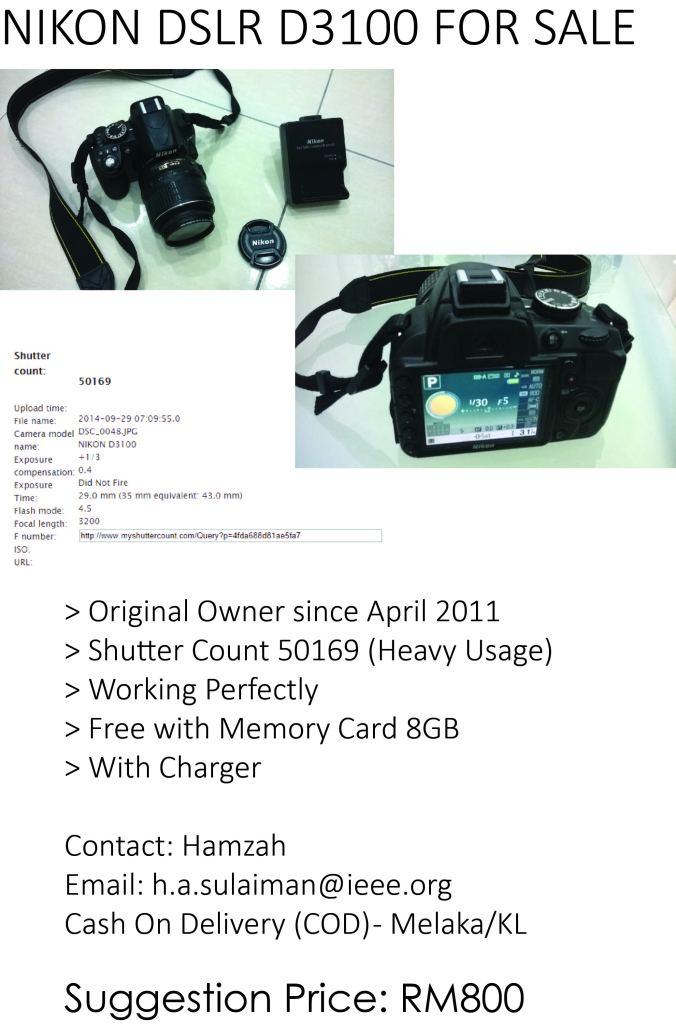 cameradslr3100